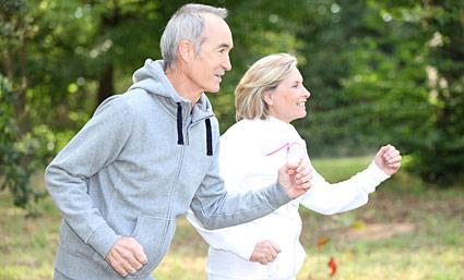 avantages de courir lentement